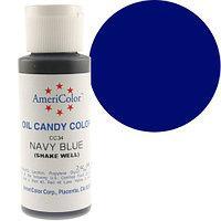 Краситель жирорастворимый Navy Blue AmeriColor  56,7 г.
