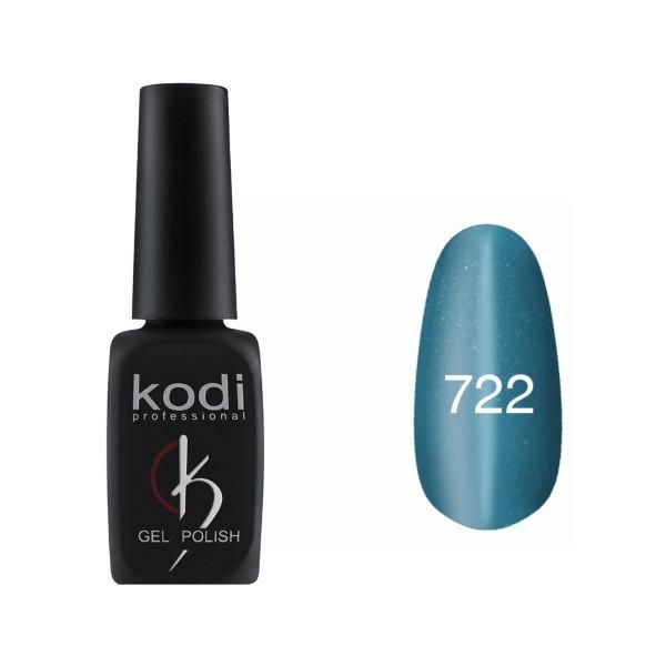 """Гель-лак для ногтей Kodi Professional """"Cat Eye"""" №722 8 мл"""