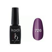 """Гель-лак для ногтей Kodi Professional """"Cat Eye"""" №726 8 мл"""