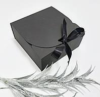 Коробка 115х115х50 мм чорна