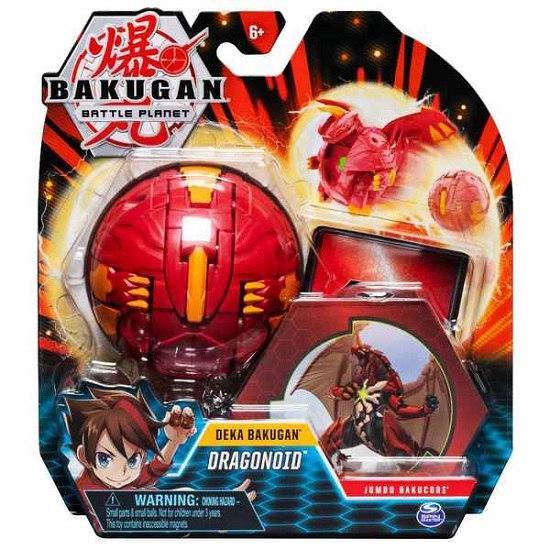 Bakugan.Battle planet: дека бакуган: Драгоноид  (Dragonoid)