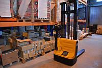 Штабелер электрический 2т высота подъема 3м