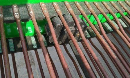 Картофелекопалка однорядная транспортерная навесная для тракторов