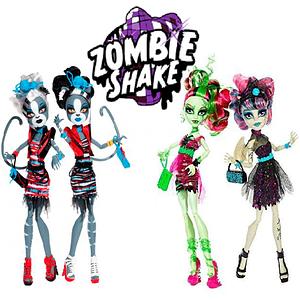Зомбі Шейк - Zombie Shake