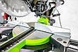 Торцовочная пила с протяжкой Zipper ZI-KGS210K, 210 мм (Австрия), фото 2
