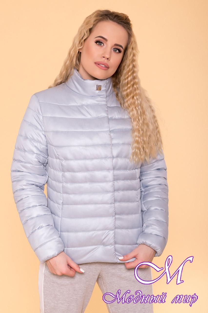 Женская стильная демисезонная куртка (р. S, M, L) арт. Лоррейн 6778 - 41903