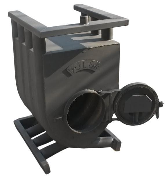 Булерьян с водяным контуром Buller Тип 01 + стекло в дверце