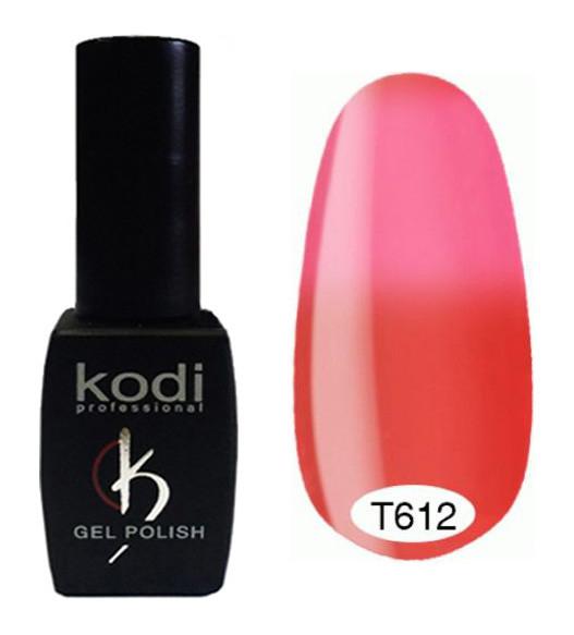 Термо гель-лак для ногтей Kodi Professional №612 8 мл