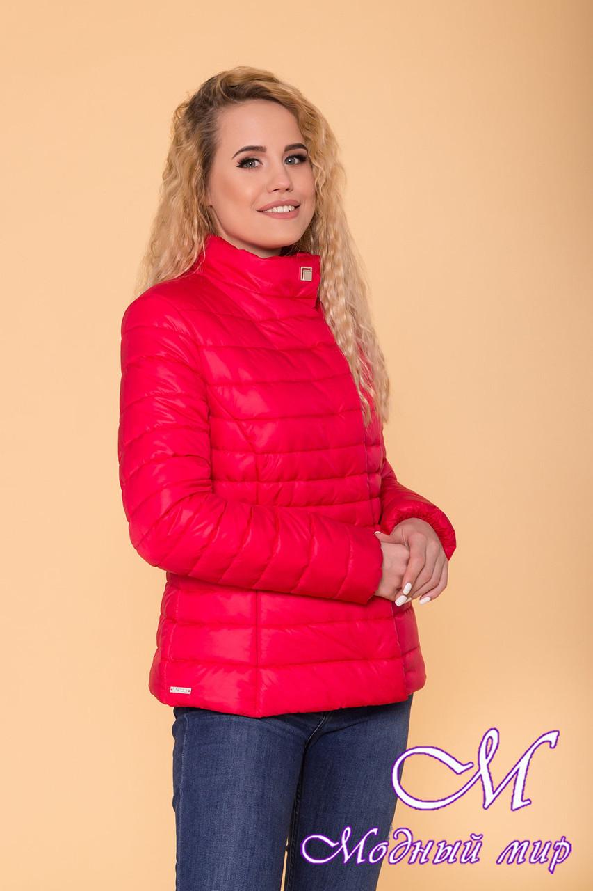 Стильная женская осенняя куртка (р. S, M, L) арт. Лоррейн 6778 - 41904