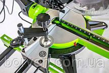Торцовочная пила Zipper с протяжкой ZI-KGS250K, 250 мм (Австрия), фото 3