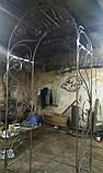 Арка кованая, фото 3
