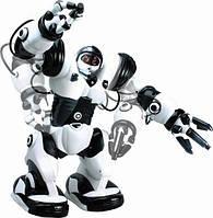 Робот Bambi Robowisdom на радиоуправлении 28091 (Бело-черный) 36 см