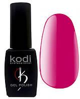"""Гель-лак для ногтей Kodi Professional """"Bright"""" №BR010 Неоновый малиновый (эмаль) 8 мл"""