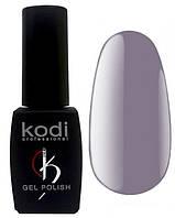 "Гель-лак для ногтей Kodi Professional ""Black&White"" №BW070 Теплый серый (эмаль) 8 мл"