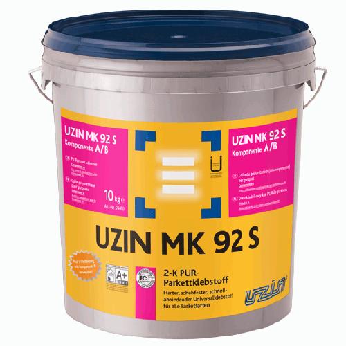 Клей для паркета UZIN MK 92 S (10 кг)