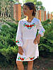 Платье на девочку вышиванка  мм638
