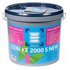 Клей для ПВХ покрытий UZIN КЕ 2000 S NEU (6 кг)