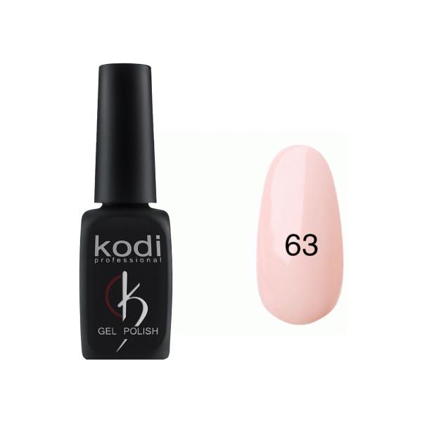 Гель-лак для ногтей Kodi Professional №063 8 мл