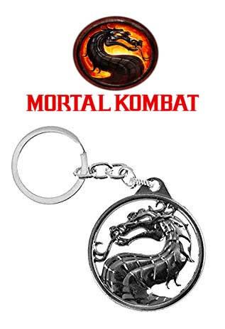 Брелок Мортал Комбат / Mortal Combat