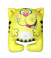 Подушка детская игрушка антистрессовая, полистерольные шарики, гипоаллергенная