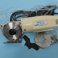 Осноровочный раскройный дисковый Chepel RSD - 70 мощность 200 ватт