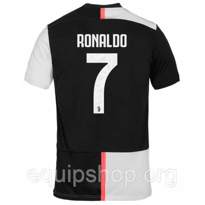 ДОМАШНЯЯ ФОРМА ФУТБОЛЬНАЯ КЛУБА «ЮВЕНТУС» Ronaldo  СЕЗОНА 2019-2020 M (на рост 170-180 см), обычное