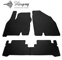 Резиновые коврики для Chevrolet Bolt 2016- Stingray