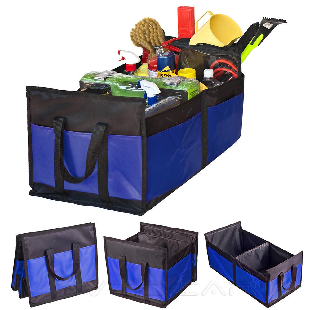 Органайзер в багажник Штурмовик АС-1536 (600мм*370мм*250мм)