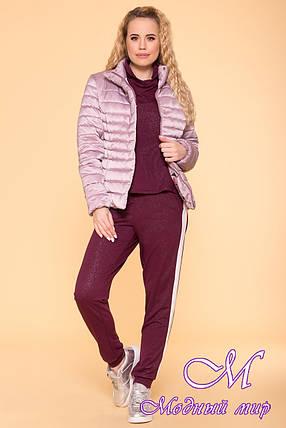 Женская куртка осень весна (р. S, M, L) арт. Лоррейн 6778 - 41907, фото 2