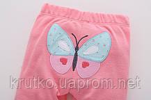 Комплект для девочки 3 в 1 Бабочка Berni (12 мес), фото 2