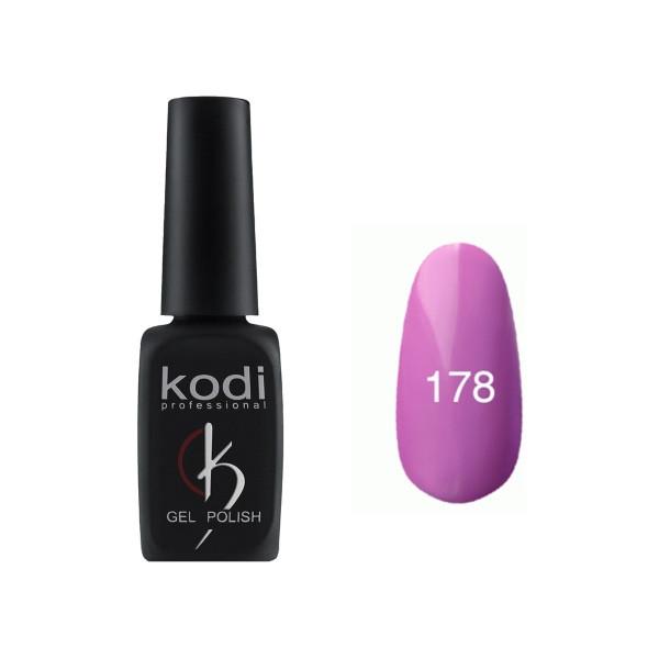 Гель-лак для ногтей Kodi Professional №178 8 мл