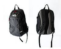 Рюкзак 28 л Tramp Slash чорний. Городской, спортивный рюкзак черный. Рюкзак для міста