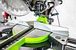 Торцовочная пила Zipper с протяжкой ZI-KGS250K, 250 мм (Австрия), фото 6