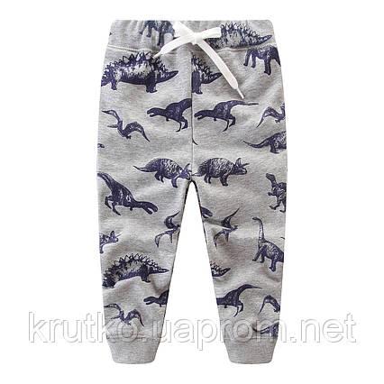 Штаны для мальчика Динозавры Jumping Meters (2 года), фото 2