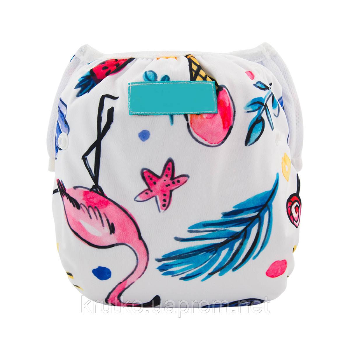 Многоразовые трусики для плавания Фламинго Berni