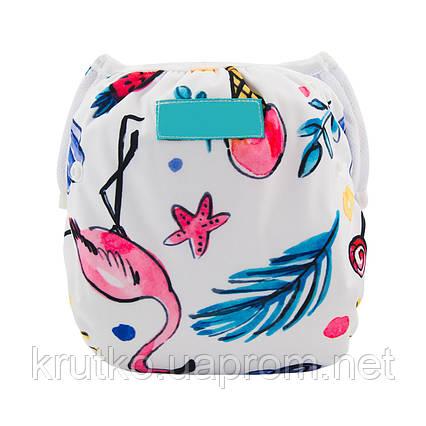 Многоразовые трусики для плавания Фламинго Berni, фото 2