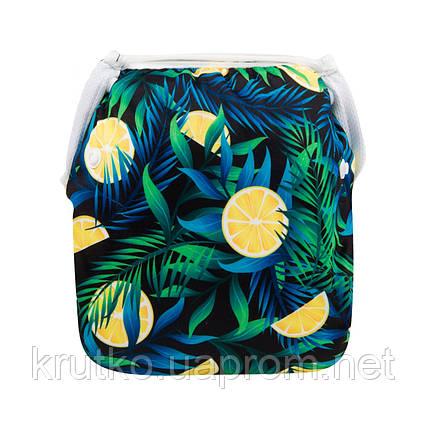 Многоразовые трусики для плавания Лимон Berni, фото 2