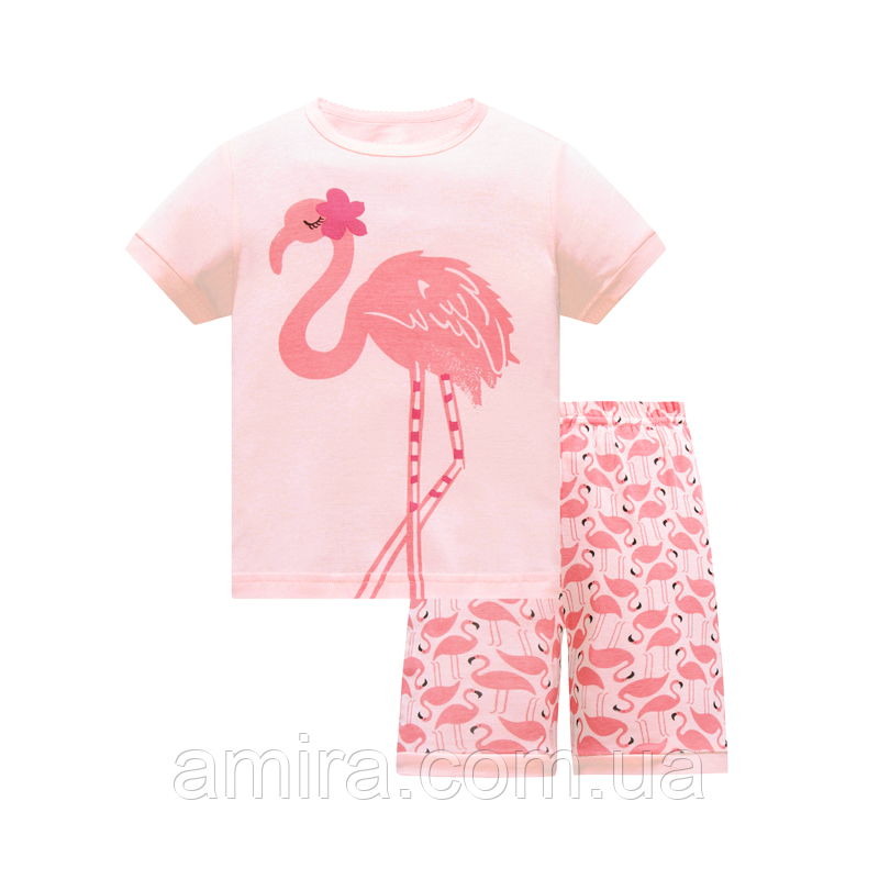 Пижама Фламинго Baobaby