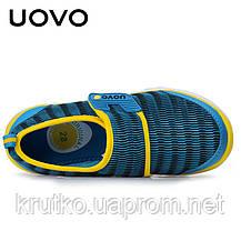 Кроссовки для мальчика Uovo (30), фото 3