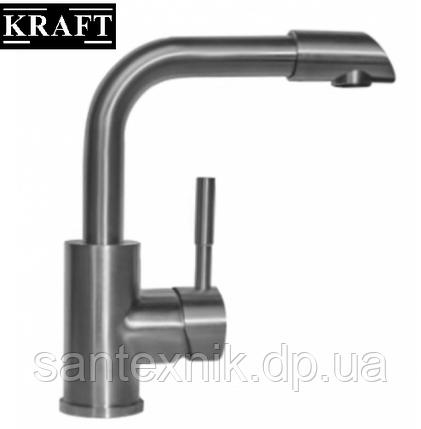 Смеситель KRAFT 6104/1004, фото 2