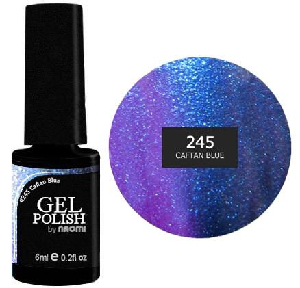 """Гель-лак для ногтей Naomi """"Chameleon"""" №245 6 мл"""