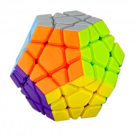 Мегаминкс, Megaminx MoYu Кубик Рубика, Smart Cube Stikerless, умный кубик №3029-1