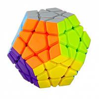 Мегаминкс, Megaminx MoYu Кубик Рубика, Smart Cube Stikerless, умный кубик №3029-1, фото 1