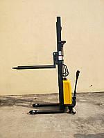 Штабелер электрический 1т высота подъема 3м