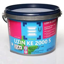 Клей для ПВХ покрытий UZIN КЕ 2000 S NEU (2 кг)