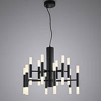 Декоративная светодиодная люстра 72Вт, LPL213-BK