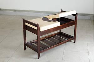 Лавка-полиця для взуття №4 Мікс-меблі в передпокій