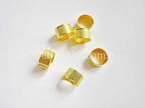 Наперсто для ручного шиття золотий