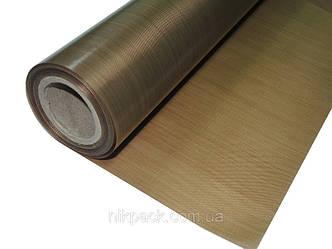 Стеклоткань с тефлоновым покрытием ( тефлоновая лента ) 0.08 х 1000мм.