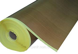 Стеклоткань с тефлоновым покрытием (тефлоновая лента) на клеевой основе 0,08 х 1000мм.